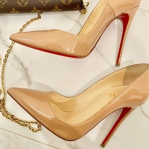 Christian Louboutin Nude Pigalles